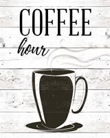 Framed Coffee Hour