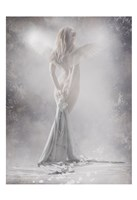 Framed Silver Fairy