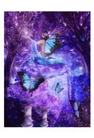 Framed Sky Fairy