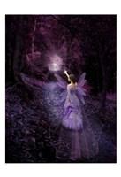 Framed Night Fairy