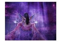 Framed Angelic Blessing