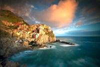Framed Cinque Terre, Italia