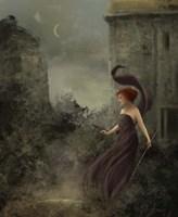 Framed Witch of Endor
