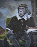 Framed Master William Shakespeare