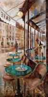 Framed Terraza Cafe de Flore