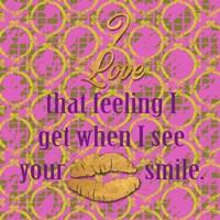 Framed Love and Smile II