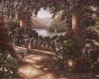 Framed Villa Scaletta