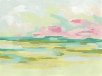 Framed Marsh Morning I
