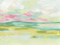 Framed Marsh Morning II