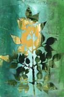 Framed Changing Leaves I