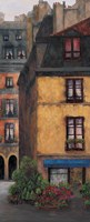 Framed La Floristera II