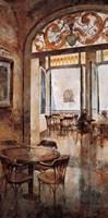 Framed Grand Cafe Cappuccino I