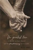 Framed Greatest Love