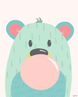 Framed Kid Bear