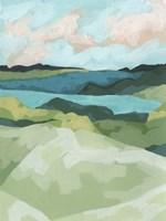 Framed River Prism I