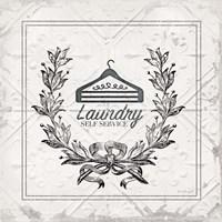 Framed Laundry Self Service