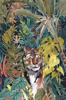 Framed Jungle Mood