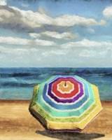 Framed Beach Umbrella I
