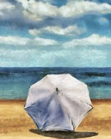 Framed Beach Umbrella II