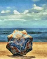 Framed Beach Umbrella III