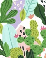 Framed Party Plants IV