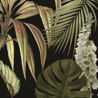 Framed Jungle Night I