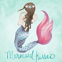 Framed Mermaid Kisses
