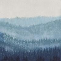 Framed Smoky Ridge I