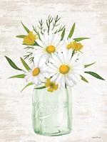 Framed Floral Bouquet 3