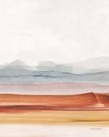 Framed Sierra Hills 02