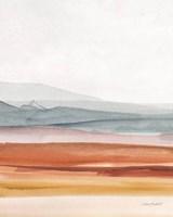 Framed Sierra Hills 03