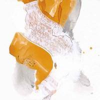 Framed Amber Wash IV