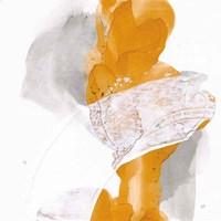 Framed Amber Wash III