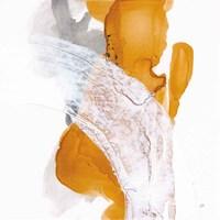 Framed Amber Wash II