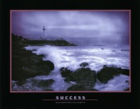 Framed Success - water