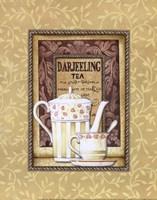 Framed Darjeeling Tea