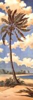 Framed Palm Breeze II