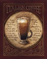 Framed Italian Coffee
