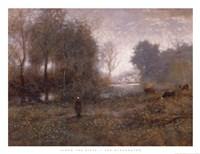 Framed Along the River