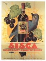Framed Sisca