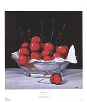 Framed Cherry Bowl