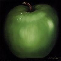 Framed Green Apple