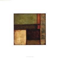 Autumnal Impressions V (Le - signed and numbered) Framed Print