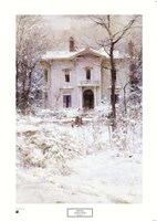 Framed Victorian Winter, 1987