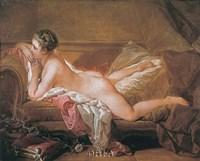 Framed Girl Resting