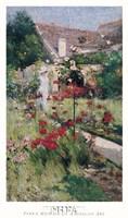 Framed Afternoon, Grez, c. 1889