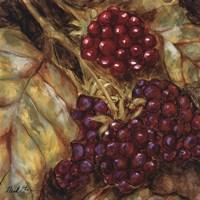 Framed Ripening Berries