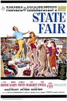 Framed State Fair - Boone