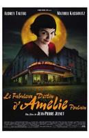 Framed Amelie - Smiling