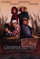 Framed Grumpier Old Men